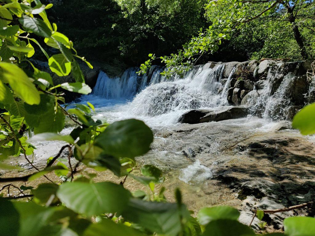 Waterfalls in Les Cévennes